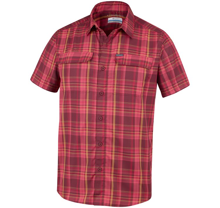 Ανδρικό Πουκάμισο Silver Ridge™ 2.0 Multi Plaid Short Sleeve Shirt
