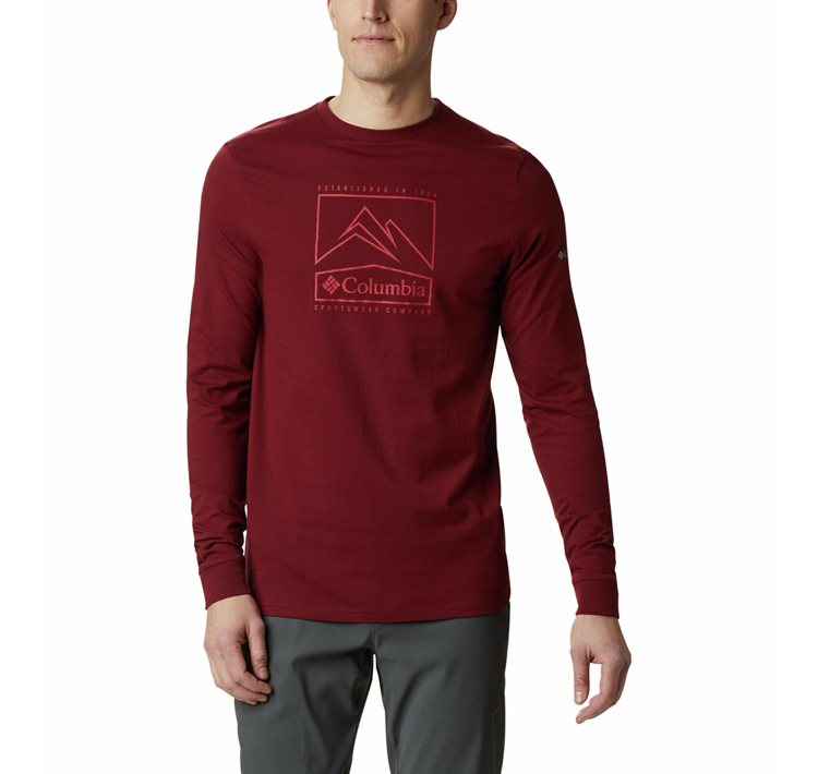 ΜΠΛΟΥΖΑ Cades Cove™ LS Graphic Tee
