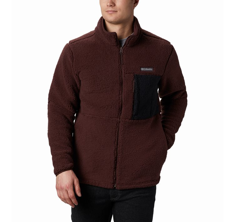 Ανδρική Ζακέτα Mountainside™ Heavyweight Fleece