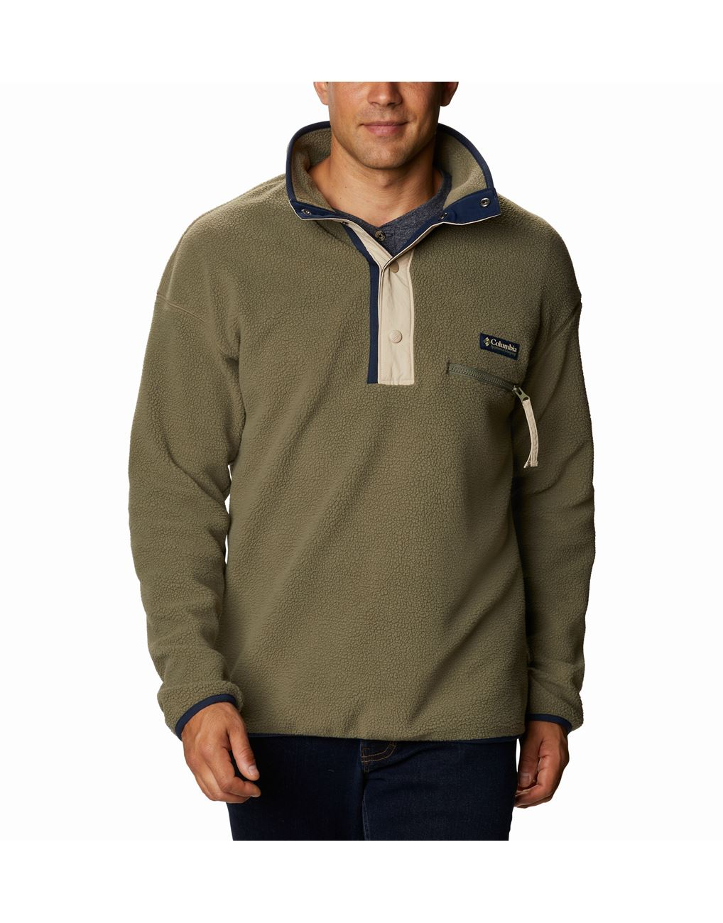 Men's Helvetia™ Half Snap Fleece
